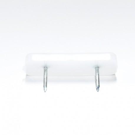 Möbeltassar plast, för utomhusmöbler 50x20 med spik