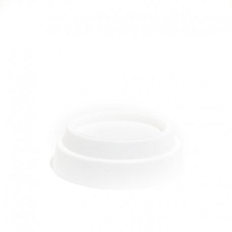 Vibrationsdämpare i gummi vit