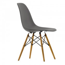 Förhöjning sits Charles Eames stole