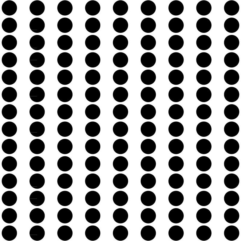 Självhäftande filt svart 7 mm